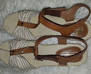 Cliffs white mountain sandals New 8.5